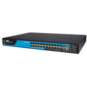ALLOY AMS-24T4S4SFP | Layer 2+ SNMP Managed Gigabit Switch with 20x UTP, 4x Paired UTP/SFP, 4x SFP+ Ports