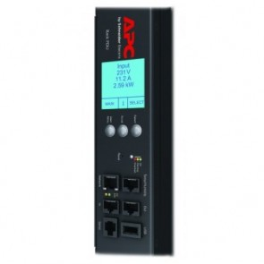 APC - SCHNEIDER AP8653 | Rack PDU 2G Switched Plus  ZeroU 32A