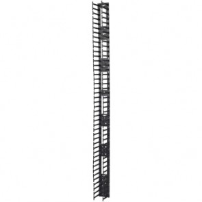 APC - SCHNEIDER AR7585 | VERTICAL CABLE MANAGER FOR NETSHELTER SX