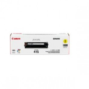 CANON CART416Y | CART416Y YELLOW TONER CARTRIDGE