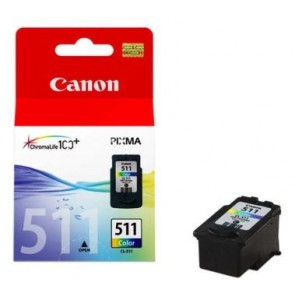 CANON CL511 | CL511 FINE COLOUR INK CARTRIDGE