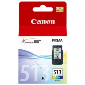 CANON CL513 | CL513 FINE COLOUR INK CARTRIDGE