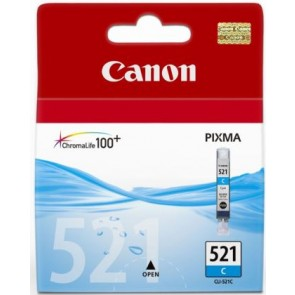 CANON CLI521C | CYAN INK CART FOR IP4600 CLI521C