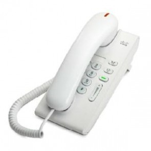 CISCO CP-6901-WL-K9= | Cisco UC Phone 6901  Whit