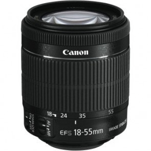 CANON EFS18-55ISST | EFS18-155ISST EF-S 18-55mm f/3.5-5.6