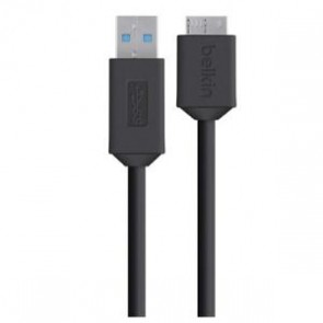 BELKIN F3U166BT03-BLK | Micro USB 3.0 Charge/Sync Cable