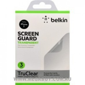 BELKIN F8W179QE2 | iPhone 5 Scrn Ovrly Pet IPHNX Clear 2-PK