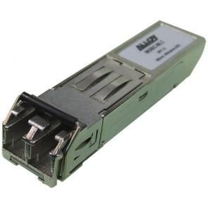 ALLOY IMGBIC-MLC | Industrial Multimode SFP Module 1000Base-SX, 850nm, 550m, -40° to 85° C