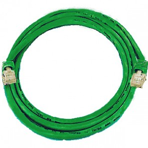 MISC CAT5EGN1 | Cat5e patch lead 1.0M Green