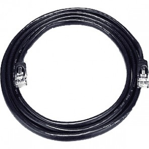 MISC CAT5EBK3 | Cat5e patch lead 3.0M Black