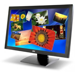 """3M 98000000000   3M Multi-Touch Display M2467PW 24"""" D"""