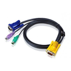 ATEN 2L-5203P |  Aten 3m PS/2 KVM Cable