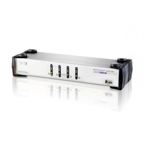 ATEN CS-1744 | Aten 4-Port USB Dual-View KVMP Switch