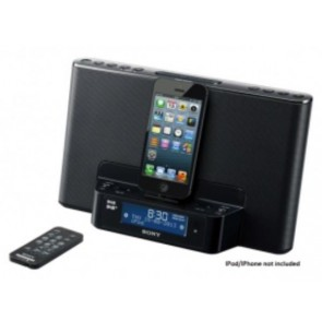 SONY XDRDS16IPN | Sony Clock Radio Dock for iPhone/iPod