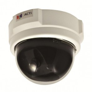ACTI D52 | ACTi IP Camera D52 Indoor Fixed Dome
