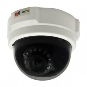 ACTI D54 | ACTi IP Camera D54 Indoor Dome 1MP D/N