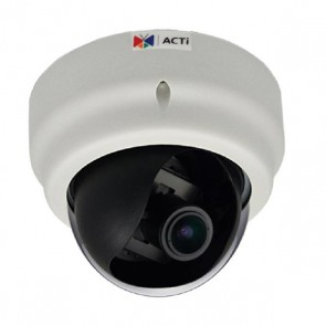 ACTI E67 | ACTi IP Camera E67 Indoor Dome 2MP WDR