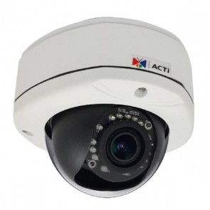 ACTI E84 | ACTi IP Camera E84 Outdoor Dome 2MP