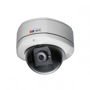 ACTI KCM-7111 | ACTi IP Cam KCM-7111 Outdoor Dome 4MP
