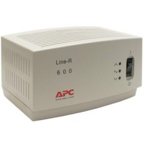 APC - SCHNEIDER LE600I | LINE-R 600VA AUTO VOLTAGE REGULATOR