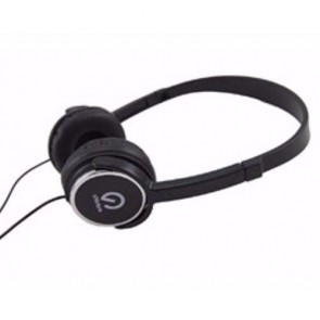 Shintaro SH-KHBLK | Kids Stereo Headphone with 85dB Volume Limit Black