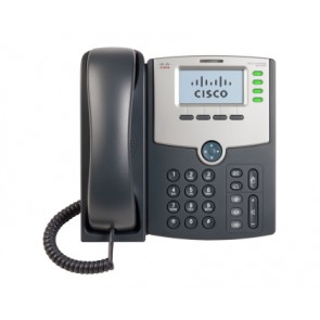 CISCO SPA504G | 4 Line IP Phone With Display  PoE and PC
