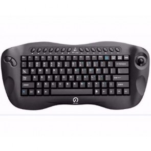 Shintaro SHKEYRFV2 | Shintaro Wireless Mini Trackball Multimedia Keyboard