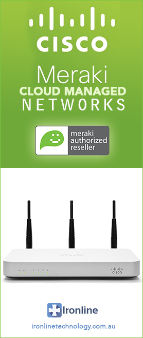 Cisco Meraki Cloud managed Networks