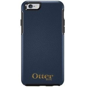 OTTERBOX 77-52038 | SYMMETRY LEATHER IPHONE 6 PLUS NAVY BLUE