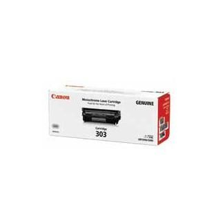 CANON CART303 | CART303 BLK TONER CARTRIDGE LBP3000