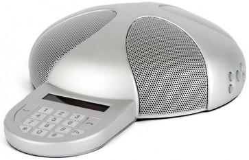 Phoenix MT305 | Quattro3 USB/Ethernet Conference Phone For Computer and Direct Internet IP Telephony