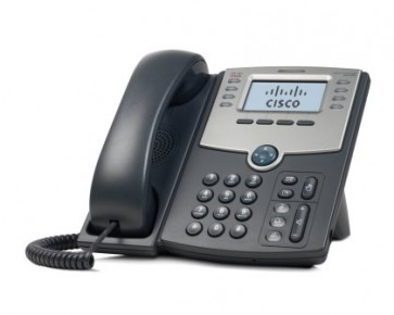 CISCO SPA508G | 8 Line IP Phone With Display  PoE and PC
