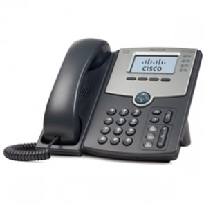CISCO SPA509G | 12 Line IP Phone With Display  PoE and P
