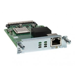CISCO VWIC3-1MFT-T1/E1= | 1-Port 3rd Gen Multiflex Trunk Voice/WAN