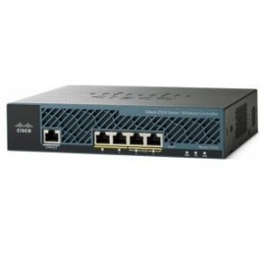 CISCO AIR-CT2504-15-K9 | 2504 Wireless Controller with 15 AP Lic