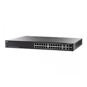 CISCO SG300-28MP-K9-AU | 28-port Gigabit Max-PoE Managed Switch