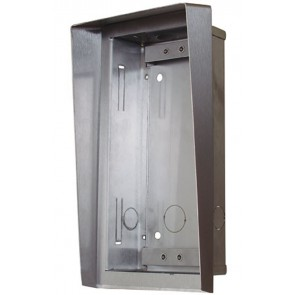 2N Helios 9135361E | Roof+Box 1 Module Housing - Masonry Fitting For Helios Vario Intercom/Door Controller