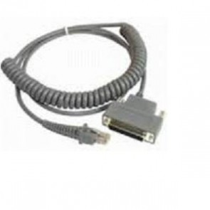 DATALOGIC 90A051340 | CABLE CAB-363 RS232 COILED CABLE