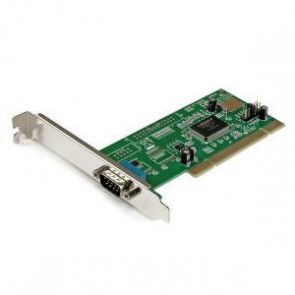 STARTECH PCI1S550 | 1 Port PCI RS232 Serial Adapter Card