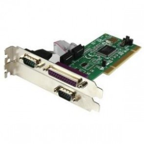 STARTECH PCI2S1P | 2S1P PCI Serial Parallel Combo Card