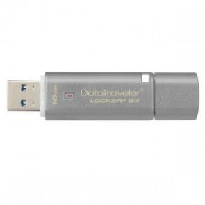 KINGSTON DTLPG3/16GB | 16GB USB 3.0 DT Locker G3 w/Automatic D