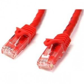 STARTECH N6PATC2MRD | 2m Red Snagless UTP Cat6 Patch Cable