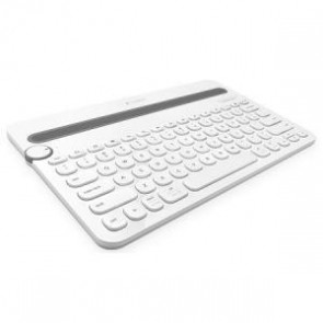 LOGITECH 920-006381 | K480 Bluetooth Multi-Device Keyboard-Wht