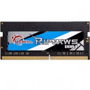 G.SKILL F4-2133C15S-4GRS | 4GB DDR4 2133MHZ 1.20V SO-DIMM RIPJAWS