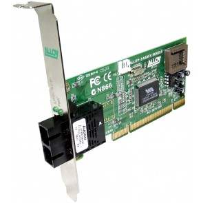ALLOY 1440SC | PCI 100Base-FX Multimode NIC (SC), FH Bracket