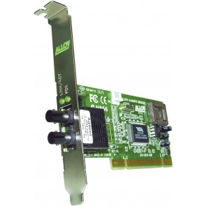ALLOY 1440ST | PCI 100Base-FX Multimode NIC (ST), FH Bracket