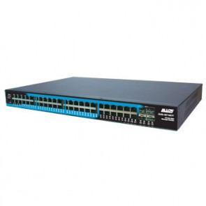 ALLOY AMS-48T4S4SFP | Layer 2+ SNMP Managed Gigabit Switch with 44x UTP, 4x Paired UTP/SFP, 4x SFP+ Ports