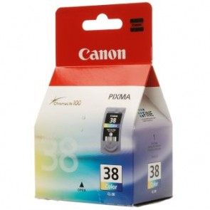 CANON CL38 | CL38 COLOR INK CART IP1800 1900 MP210