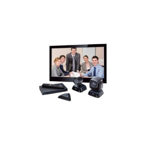 Aver EVC130 | Full 1080p H.323/SIP endpoint including, Microphone and 4x Digital Zoom Camera