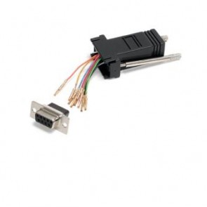 STARTECH GC98FF | DB9 to RJ45 Modular Adapter - F/F